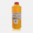 Nước xi vàng màu 18K - vàng chanh, pha sẵn (1lít)