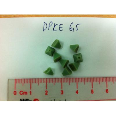 Hạt nhựa đánh bóng (ướt) hình chóp D - PKE 6,5 - SCH - 10003