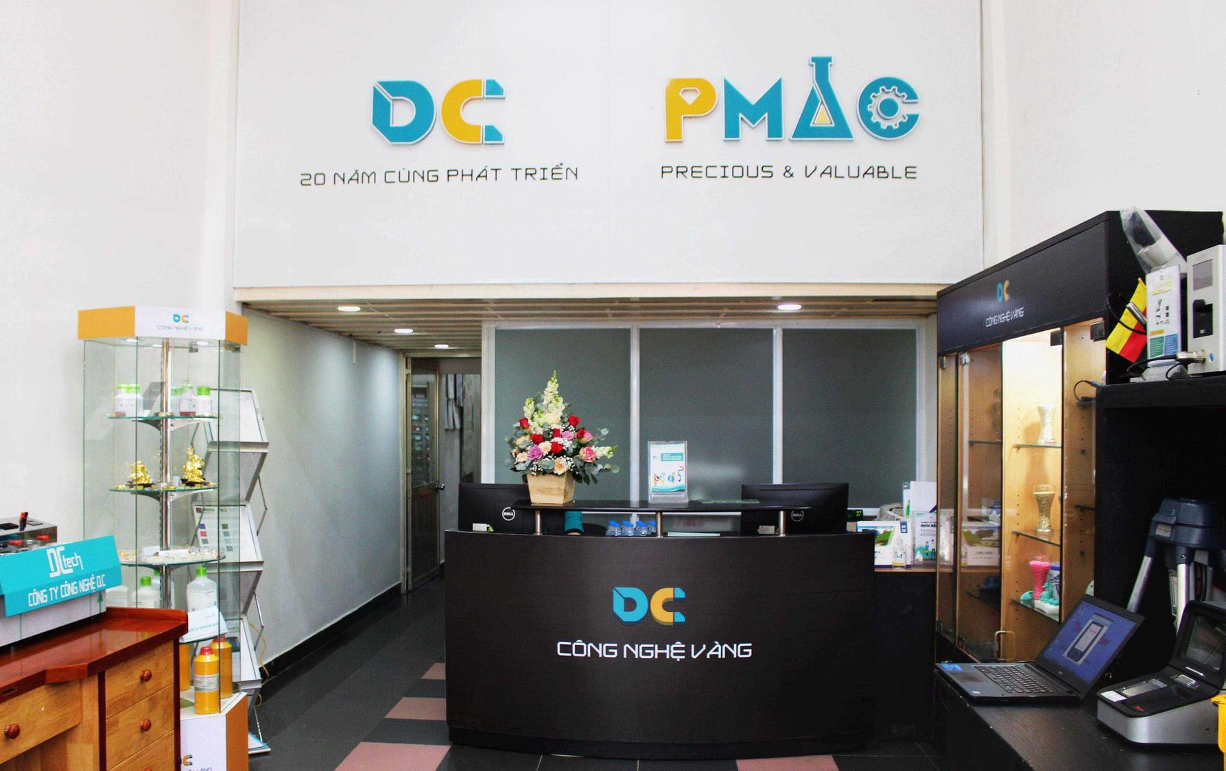 DC quay phim kỷ niệm ngày thành lập Hội Mỹ Nghệ Kim Hoàn Đá Quý TP. HCM