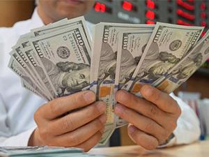 Vàng giảm khi đồng USD tăng không điểm dừng