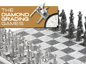 DIAMOND GRADING GAMES: THE SEARCH FOR CONSUMER CONFIDENCE