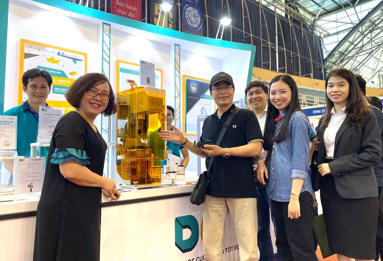 DC - Bảo Tín Minh Châu - cùng chung ước mơ phát triển ngành kim hoàn Việt Nam