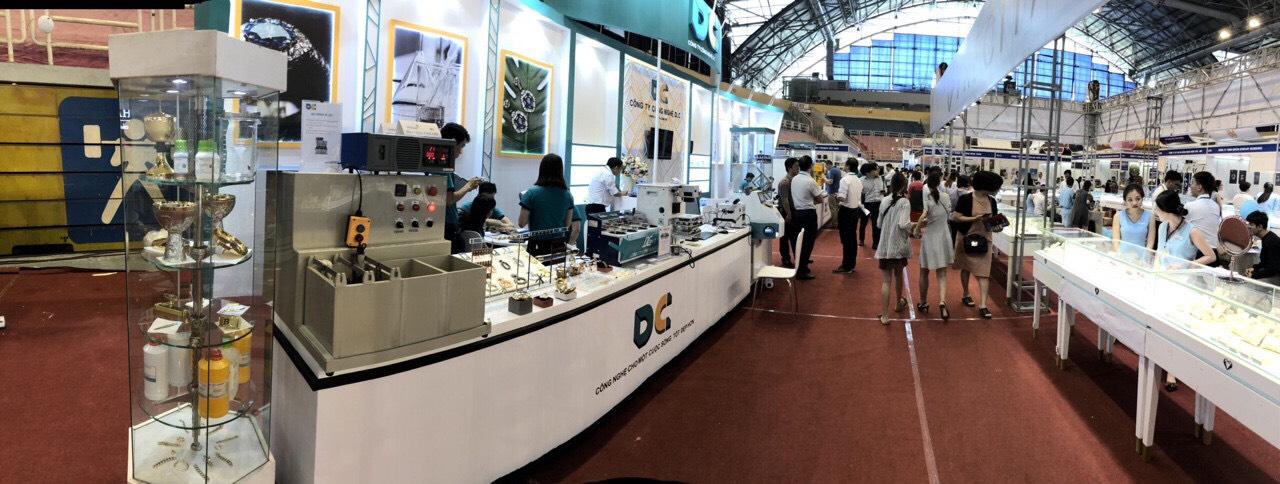 Hội chợ Quốc tế Trang sức Việt Nam - VIJF 2019